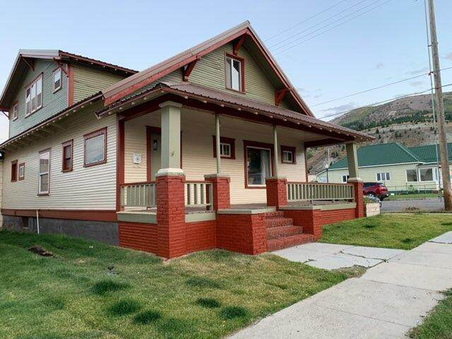 521 Oak Street, Anaconda, MT 59711 (MLS #22110448) :: Montana Life Real Estate