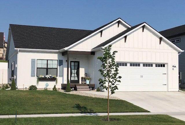 354 Mountain Vista Way, Kalispell, MT 59901 (MLS #22110910) :: Peak Property Advisors