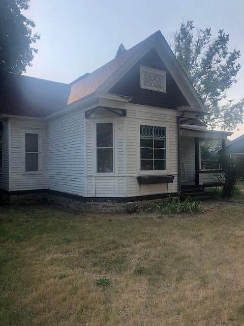 515 S 4th Street, Hamilton, MT 59840 (MLS #22111608) :: Montana Life Real Estate