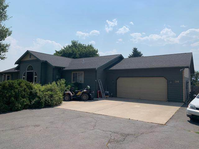 34 Green Tree Drive, Kalispell, MT 59901 (MLS #22112046) :: Andy O Realty Group