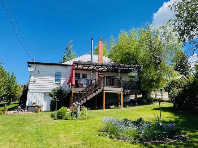 321 N Montgomery Street, Philipsburg, MT 59858 (MLS #22114964) :: Dahlquist Realtors
