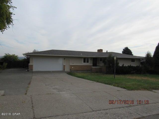 1207 2ND WEST HILL Drive, Great Falls, MT 59404 (MLS #3182133) :: Loft Real Estate Team