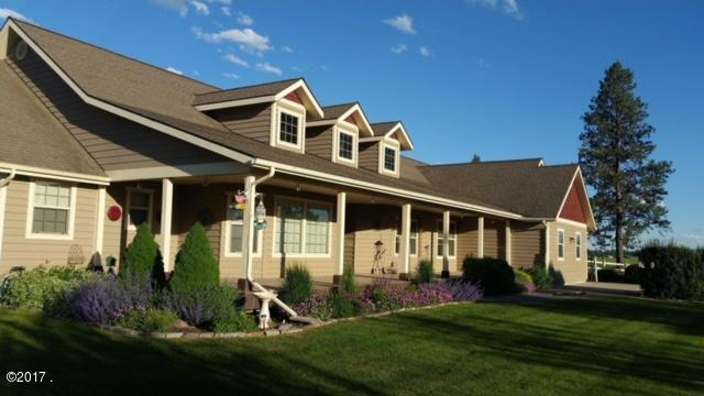 120 Dirt Road, Kalispell, MT 59901 (MLS #21714093) :: Loft Real Estate Team