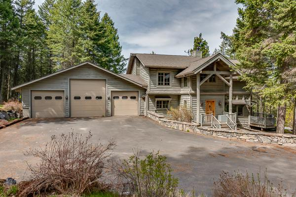 546 Ranch Road, Bigfork, MT 59911 (MLS #21903671) :: Performance Real Estate
