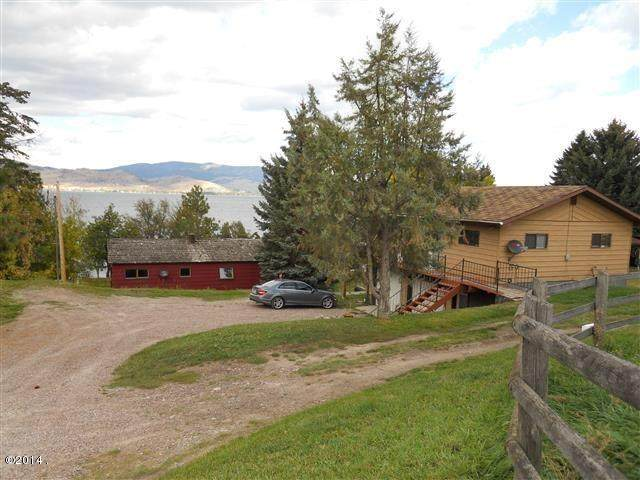 37110 Us-93, Big Arm, MT 59910 (MLS #22003035) :: Whitefish Escapes Realty