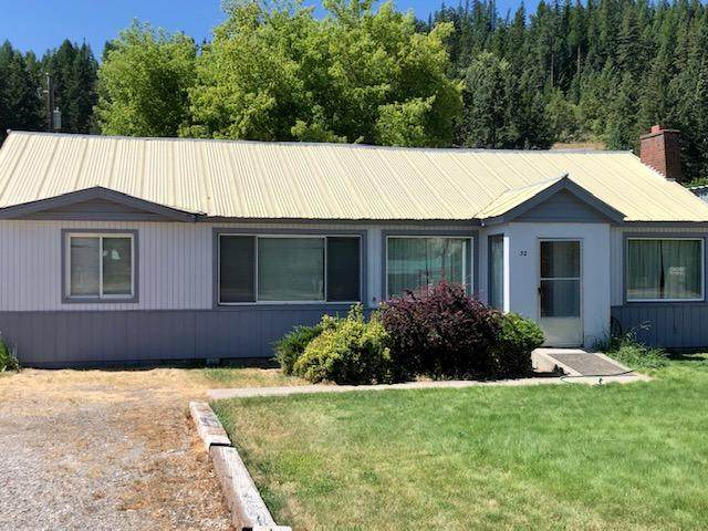 32 Reedway Drive, Libby, MT 59923 (MLS #22007993) :: Whitefish Escapes Realty