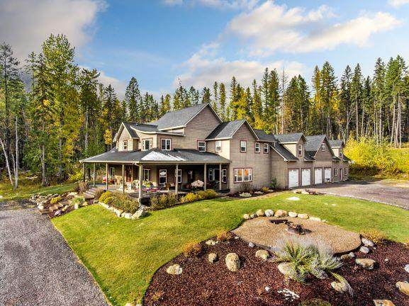 687 North Valley Drive, Whitefish, MT 59937 (MLS #22017021) :: Whitefish Escapes Realty