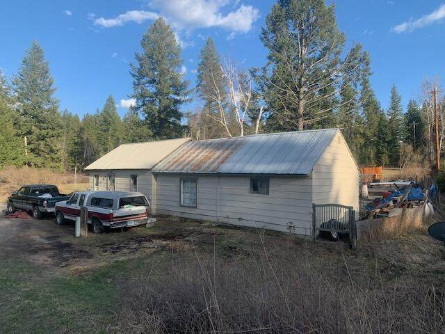 190 Spotted Bear Road, Martin City, MT 59926 (MLS #22100755) :: Montana Life Real Estate