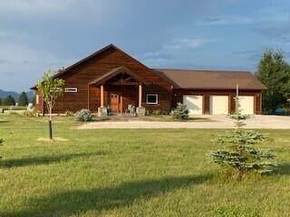 2435 Dillon Road, Whitefish, MT 59937 (MLS #22110304) :: Peak Property Advisors