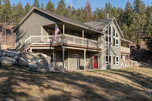 305 Buffalo Trail, Somers, MT 59932 (MLS #21813865) :: Brett Kelly Group, Performance Real Estate