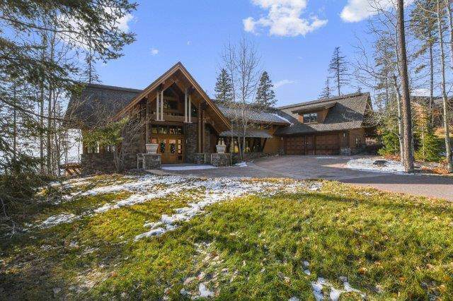110 Elk Highlands Drive, Whitefish, MT 59937 (MLS #21917584) :: Performance Real Estate