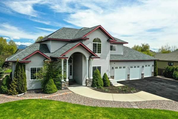 218 E Bowman Drive, Kalispell, MT 59901 (MLS #22007070) :: Performance Real Estate