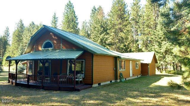 15 Washington Drive, Trout Creek, MT 59874 (MLS #21709424) :: Brett Kelly Group, Performance Real Estate