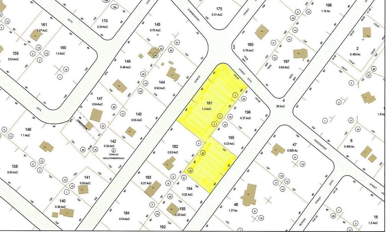 Map 121-181 Geneve Street - Photo 1