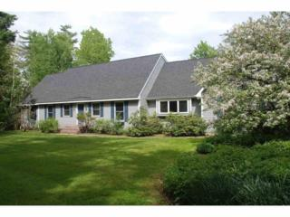 537 Stockbridge Road, Charlotte, VT 05445 (MLS #4636282) :: The Gardner Group