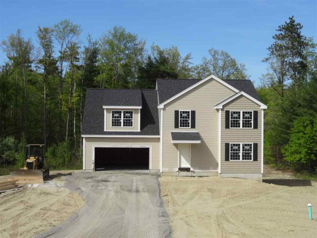 101 Falcon Ridge Road #8, Milford, NH 03055 (MLS #4483523) :: Keller Williams Coastal Realty