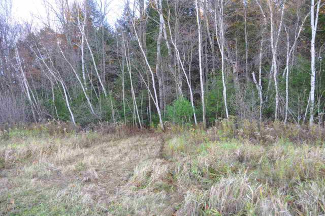 Lot #14 Burr Oak Lane #14, Cornwall, VT 05753 (MLS #4608414) :: Team Tringali