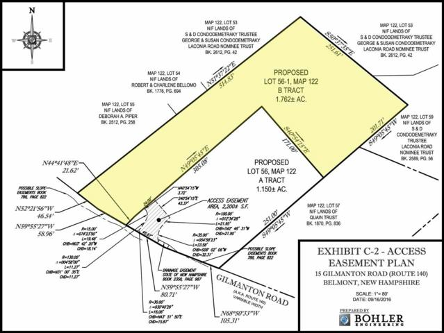 15 Gilmanton Road Lot 56-1 Map 12, Belmont, NH 03220 (MLS #4608426) :: Keller Williams Coastal Realty
