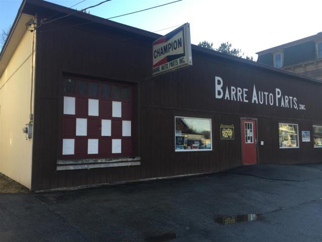 17 Ayers Street, Barre City, VT 05641 (MLS #4621077) :: The Gardner Group