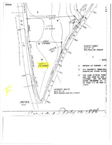 0 Old Rt 12, Westmoreland, NH 03467 (MLS #4623934) :: Keller Williams Coastal Realty