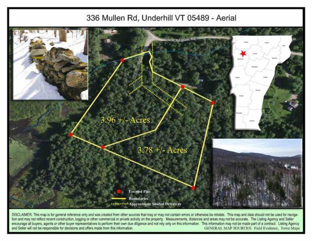 336 Mullen Road 4/5, Underhill, VT 05489 (MLS #4625615) :: Keller Williams Coastal Realty