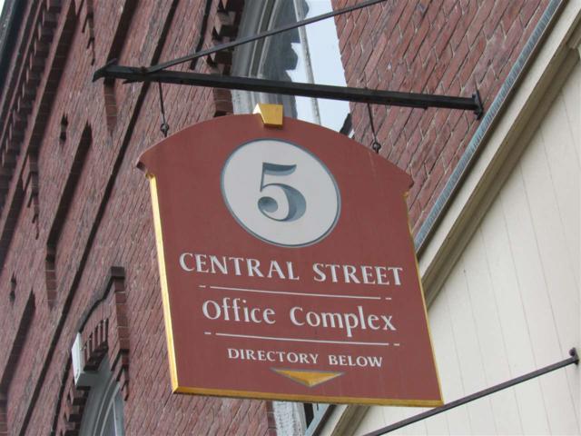 5 Central Street, Woodstock, VT 05091 (MLS #4629264) :: The Gardner Group