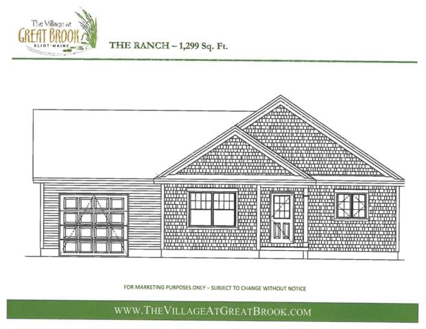 42 Village Drive Unit 22, Eliot, ME 03903 (MLS #4632213) :: Keller Williams Coastal Realty