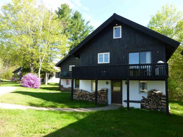22 Winhall Acres Road D-2, Winhall, VT 05340 (MLS #4634315) :: The Hammond Team
