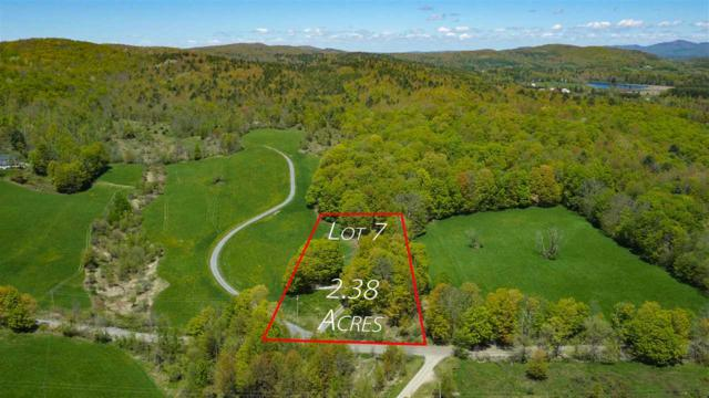 Lot 7 Blackberry Lane #7, Westford, VT 05494 (MLS #4635452) :: The Gardner Group