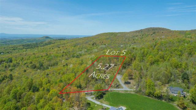 Lot #5 Ashwood Drive #5, Westford, VT 05494 (MLS #4635569) :: The Gardner Group