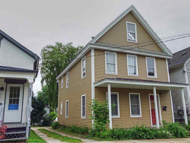 155 Weaver Street, Winooski, VT 05404 (MLS #4639023) :: KWVermont