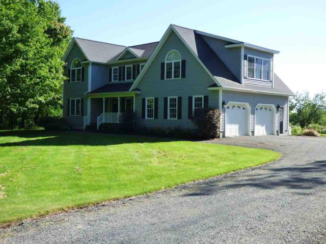 274 Cilley Hill Road, Jericho, VT 05465 (MLS #4639233) :: KWVermont