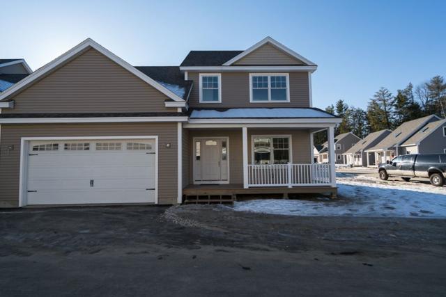 45 Village Drive #21, Eliot, ME 03903 (MLS #4639802) :: Keller Williams Coastal Realty
