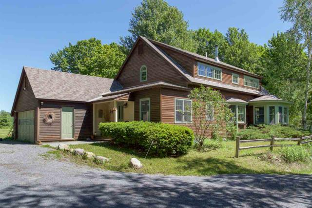 375 Meadowside Drive, Charlotte, VT 05445 (MLS #4640548) :: KWVermont