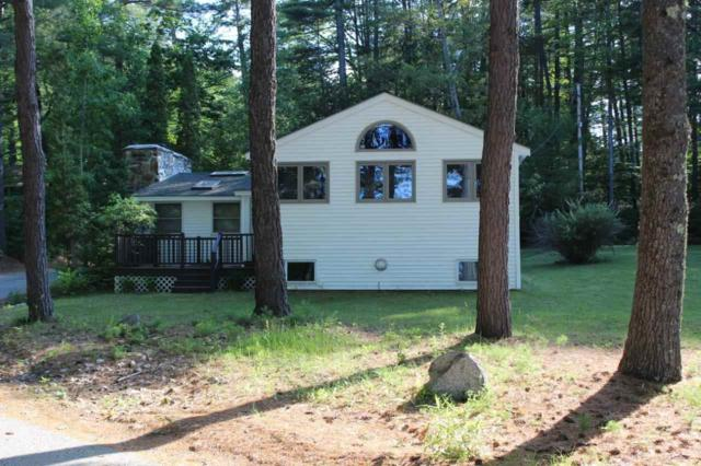 58 Deer Cove Road, Ossipee, NH 03814 (MLS #4645341) :: Keller Williams Coastal Realty