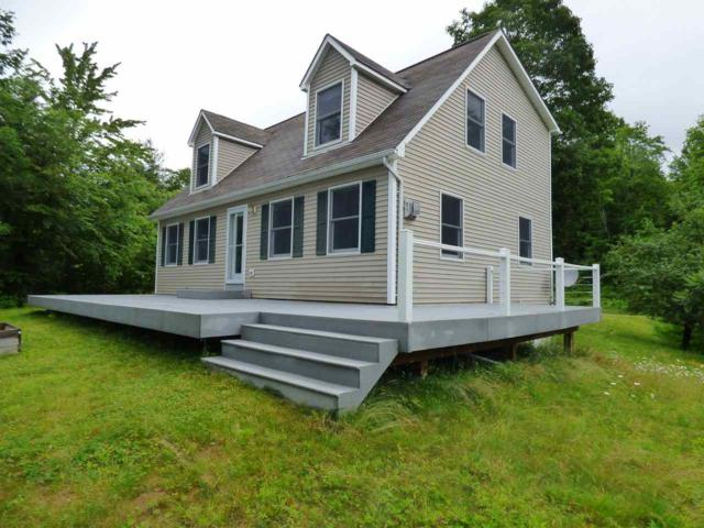 569 Mill Brook Road, Bolton, VT 05465 (MLS #4645543) :: The Gardner Group