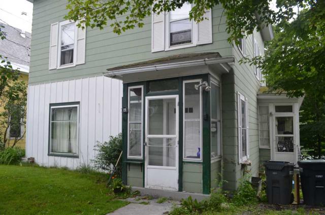 15 Foster Street, Montpelier, VT 05602 (MLS #4647443) :: The Gardner Group