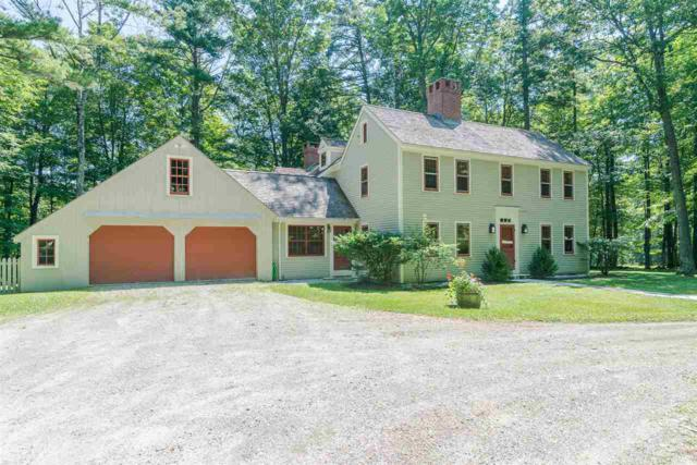 717 Powderhorn Road, Manchester, VT 05255 (MLS #4649069) :: The Gardner Group