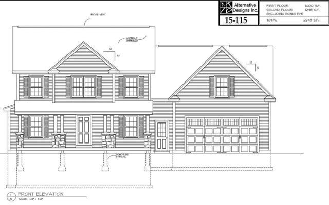 156 Jenkins Farm Road Aka Lot 155, Chester, NH 03035 (MLS #4649808) :: Keller Williams Coastal Realty