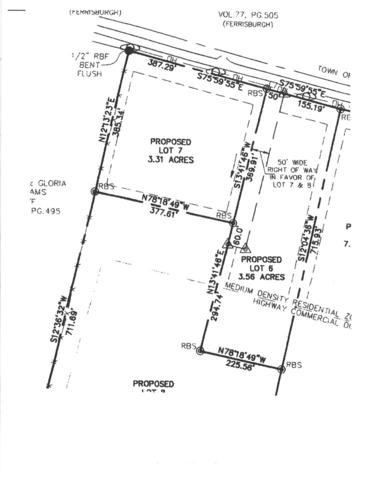 TBD Off Plank Road #6, Waltham, VT 05491 (MLS #4651207) :: The Gardner Group