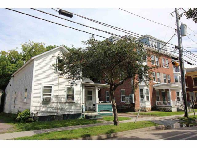 76 & 80 North Union Street, Burlington, VT 05401 (MLS #4651635) :: KWVermont