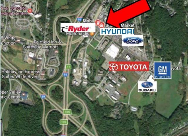 44 Sykes Mountain Road, Hartford, VT 05001 (MLS #4652499) :: The Gardner Group