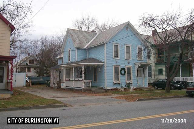 131-133 North Avenue, Burlington, VT 05401 (MLS #4652978) :: KWVermont