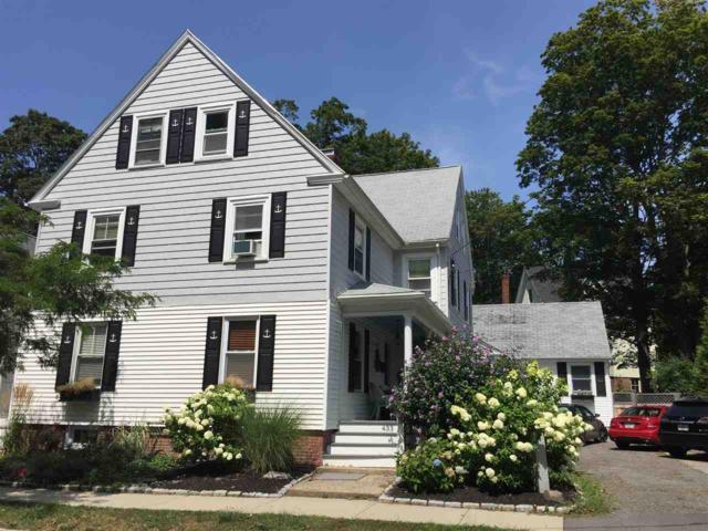 433 Lincoln Avenue #1, Portsmouth, NH 03801 (MLS #4654539) :: Keller Williams Coastal Realty