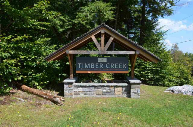 Lot 5 Timber Creek Road, Ludlow, VT 05149 (MLS #4655975) :: The Gardner Group