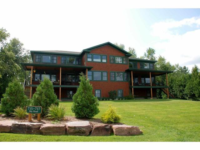 717 Bay Road, Shelburne, VT 05482 (MLS #4657734) :: The Gardner Group