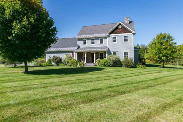 9 Night Run Road, Charlotte, VT 05445 (MLS #4657833) :: The Gardner Group