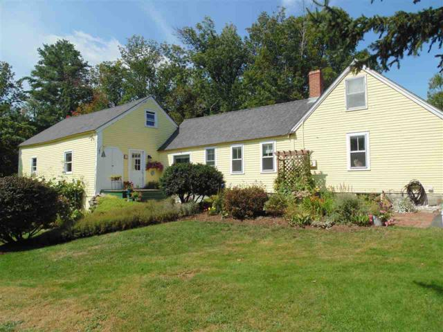 2 Francestown Turnpike, Mont Vernon, NH 03057 (MLS #4658425) :: Lajoie Home Team at Keller Williams Realty