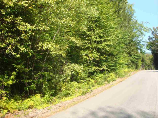Lot 24 Hemlock Hill Road, Campton, NH 03223 (MLS #4658602) :: Keller Williams Coastal Realty