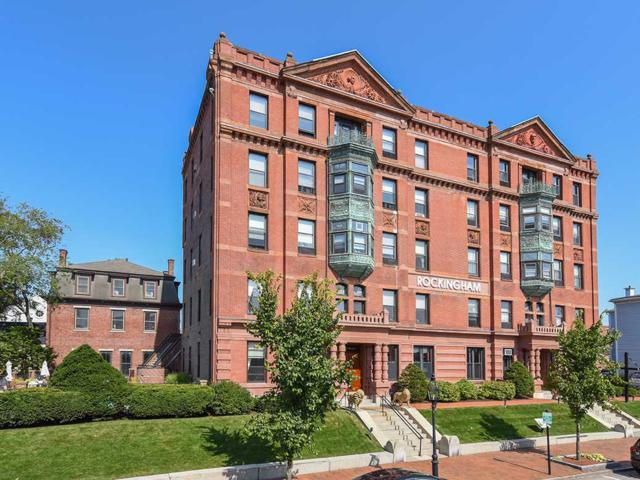 401 State Street #213, Portsmouth, NH 03801 (MLS #4658609) :: Keller Williams Coastal Realty
